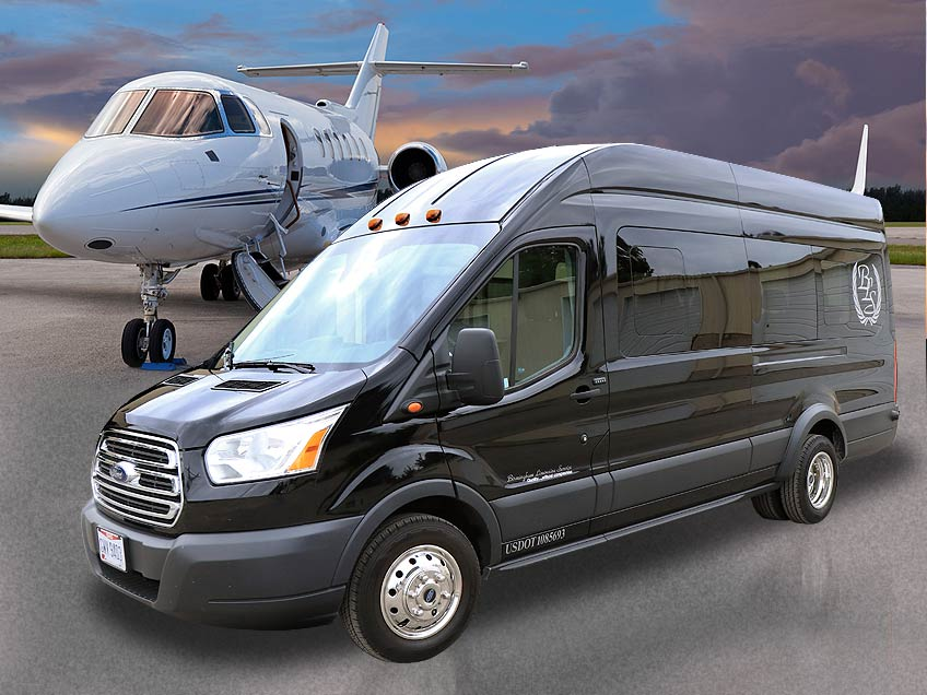 Toledo FBO Airport Transportation Services